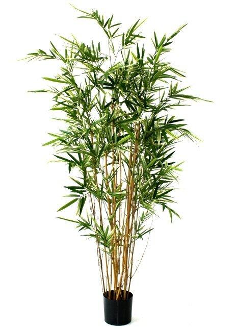 Umelý pestrý Bambus 170 cm