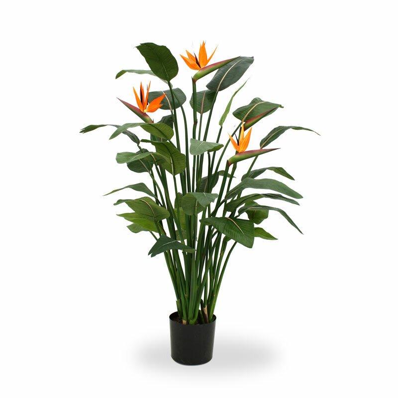Umelá rastlina Strelitzia Deluxe 145cm