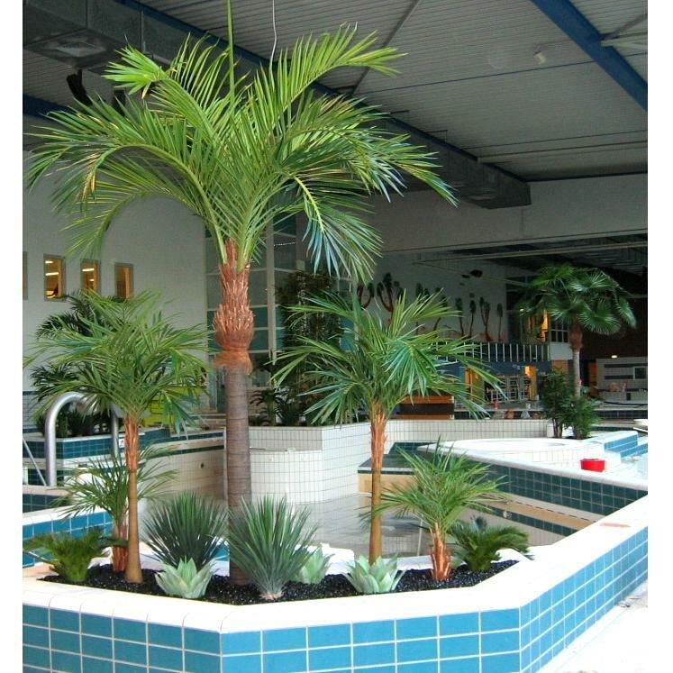 Umělá palma Coconut Giant 375 cm