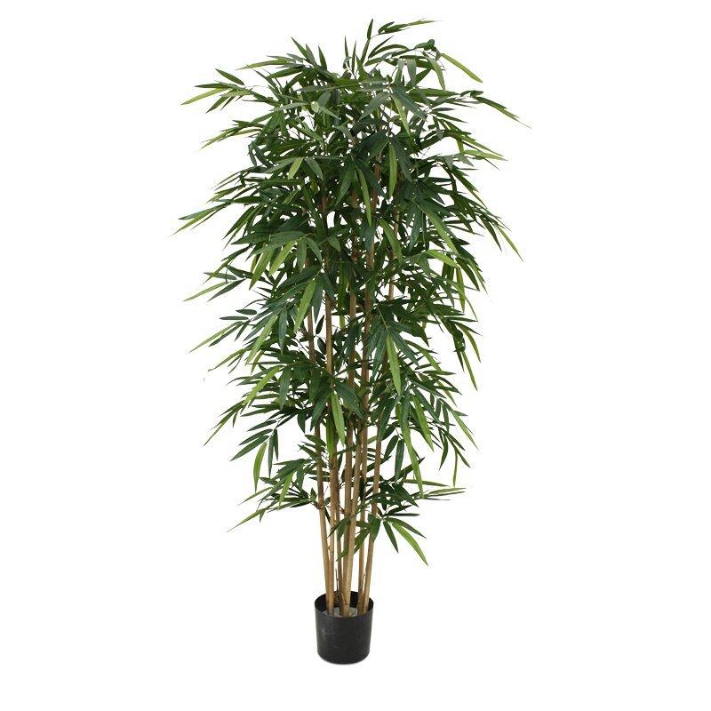 Nádherný umělý Bambus 210 cm