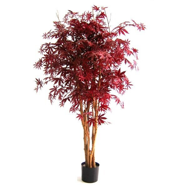 Umělý strom Acer Burgundy 160 cm