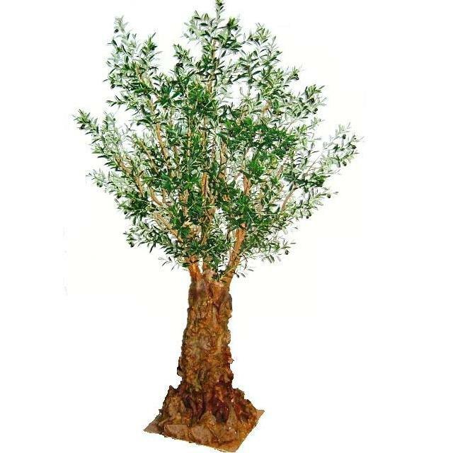 Olivový strom Deluxe 290 cm