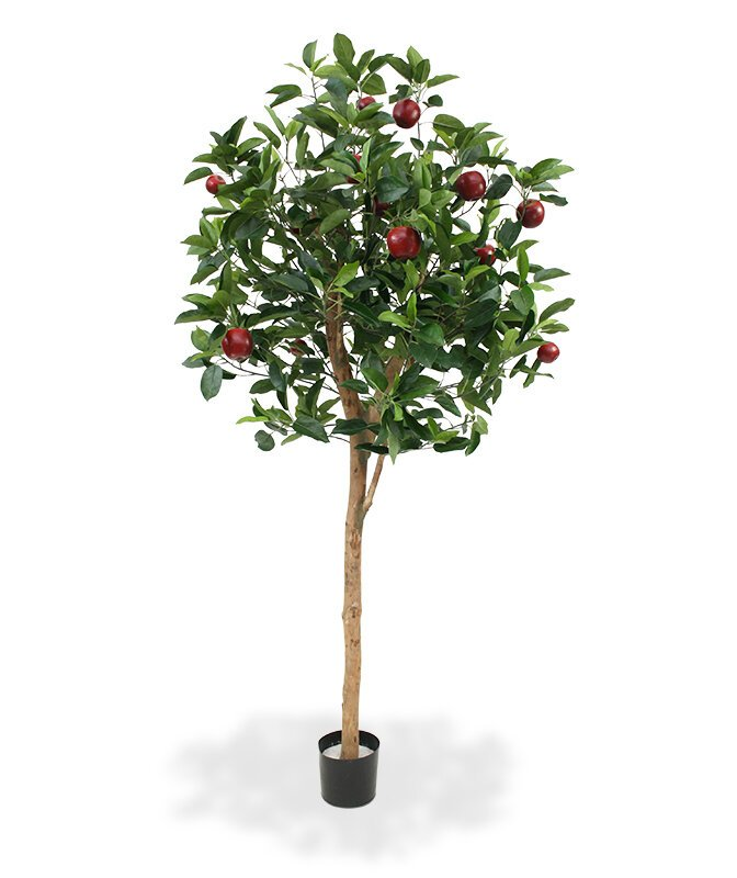 Umělý strom Jablko 195 cm