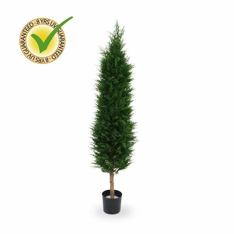 Umelý ihličnatý strom Deluxe 150 cm
