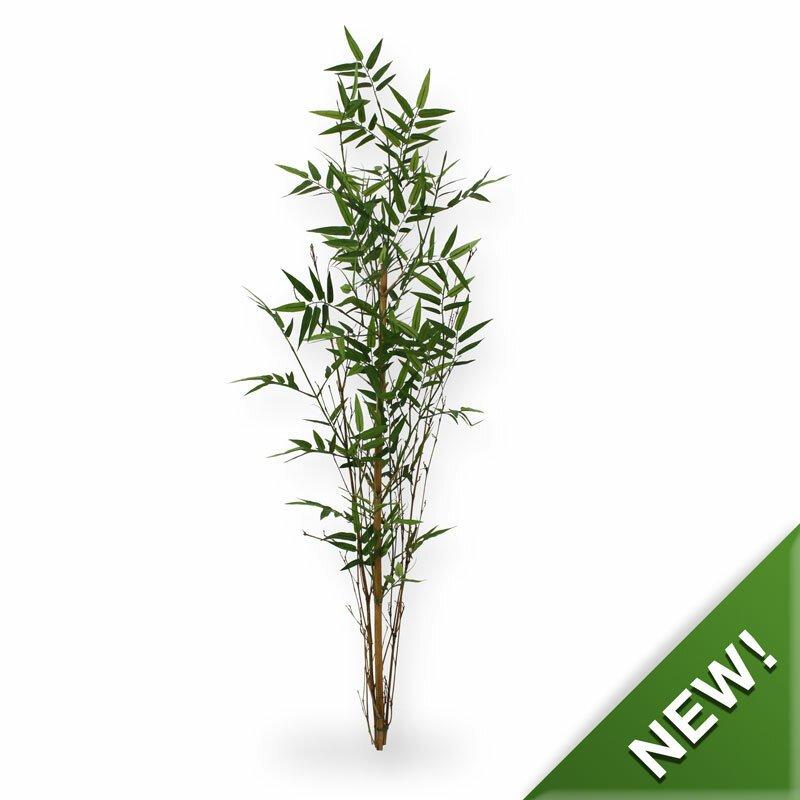 Umělá orientální bambusová větev 120 cm