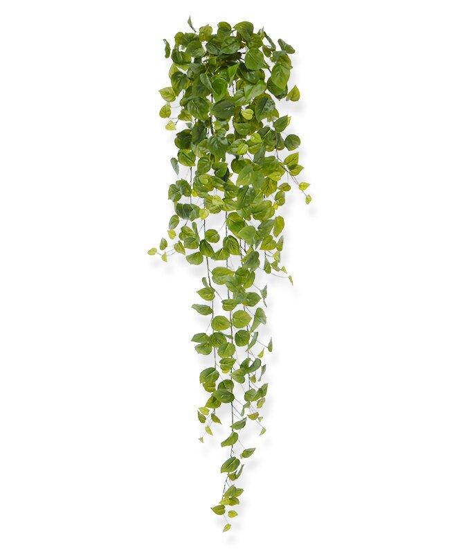 Umělá závěsná rostlina Filodendron 130 cm