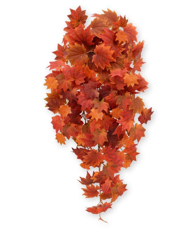 Umělá úponky Javor - podzim 90 cm