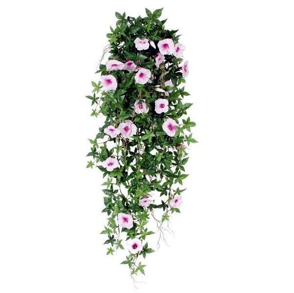 Umelá rastlina Petúnie 100 cm ružová