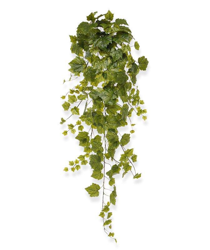 Umelá zeleno žltá kytica Cypress - Cypriš 56 cm