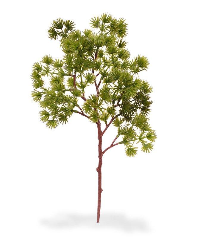 Umelá mini borovica - vetva 35 cm