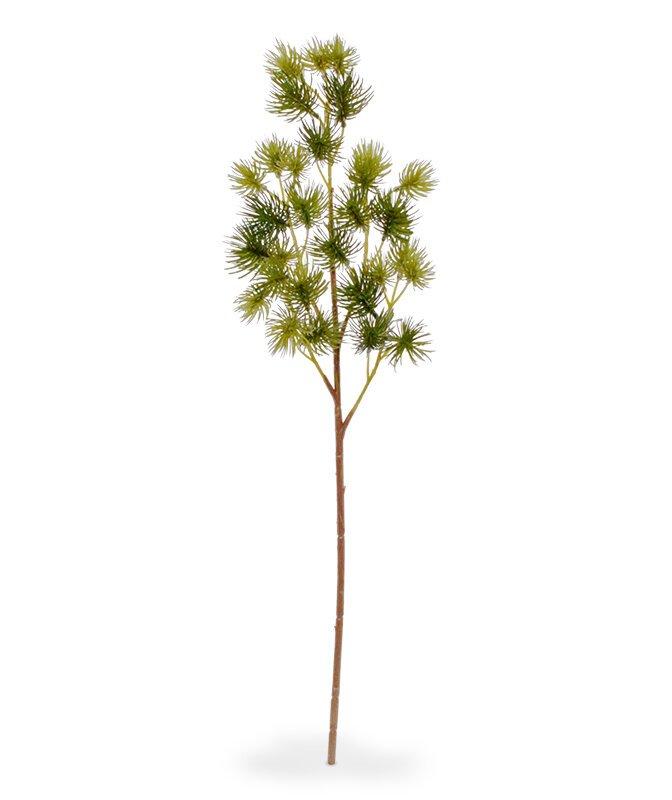 Umělá mini borovice - větev 50 cm