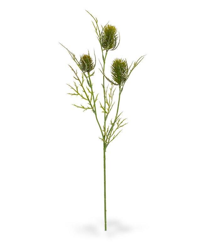 Umělá větvička Bodlák 60 cm