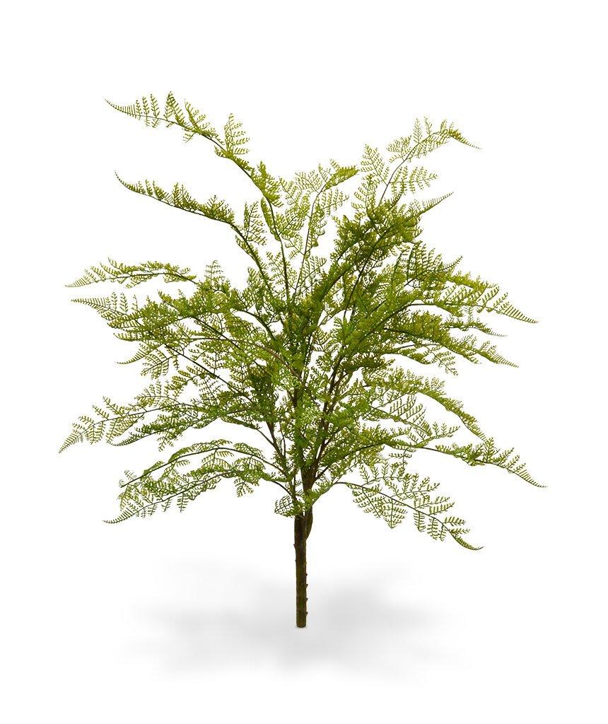 Umělá rostlina kapradina Athyrium 75 cm