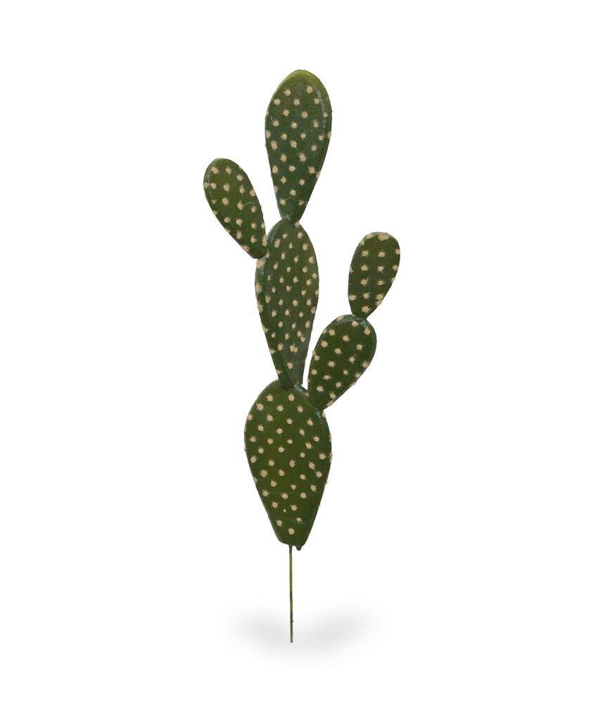 Umělá rostlina kaktus Opuntia - 40 cm