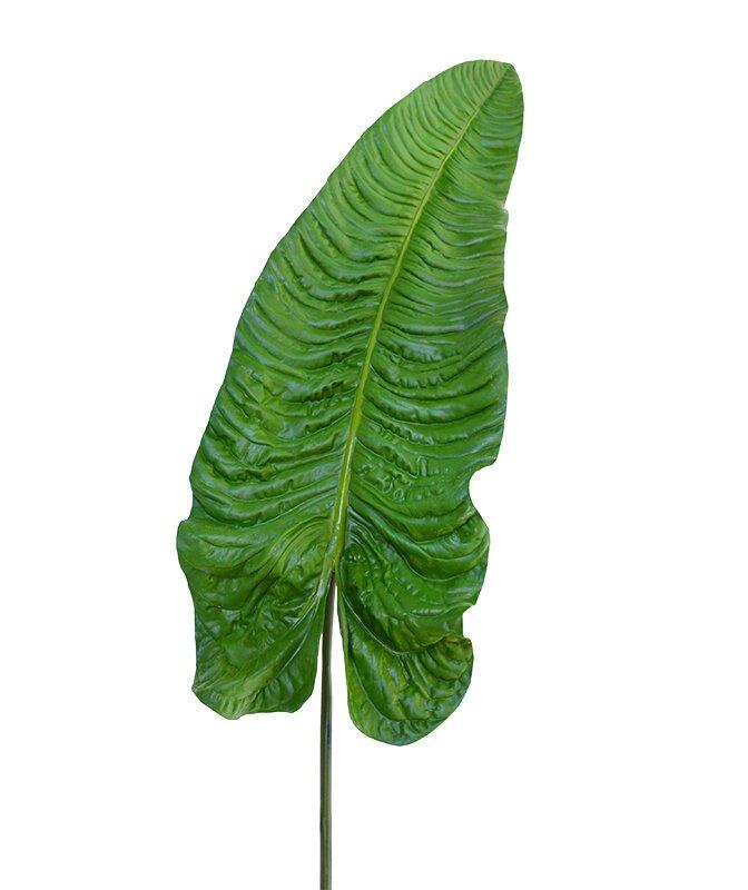Umelý list Alokázie vysoká 200 cm