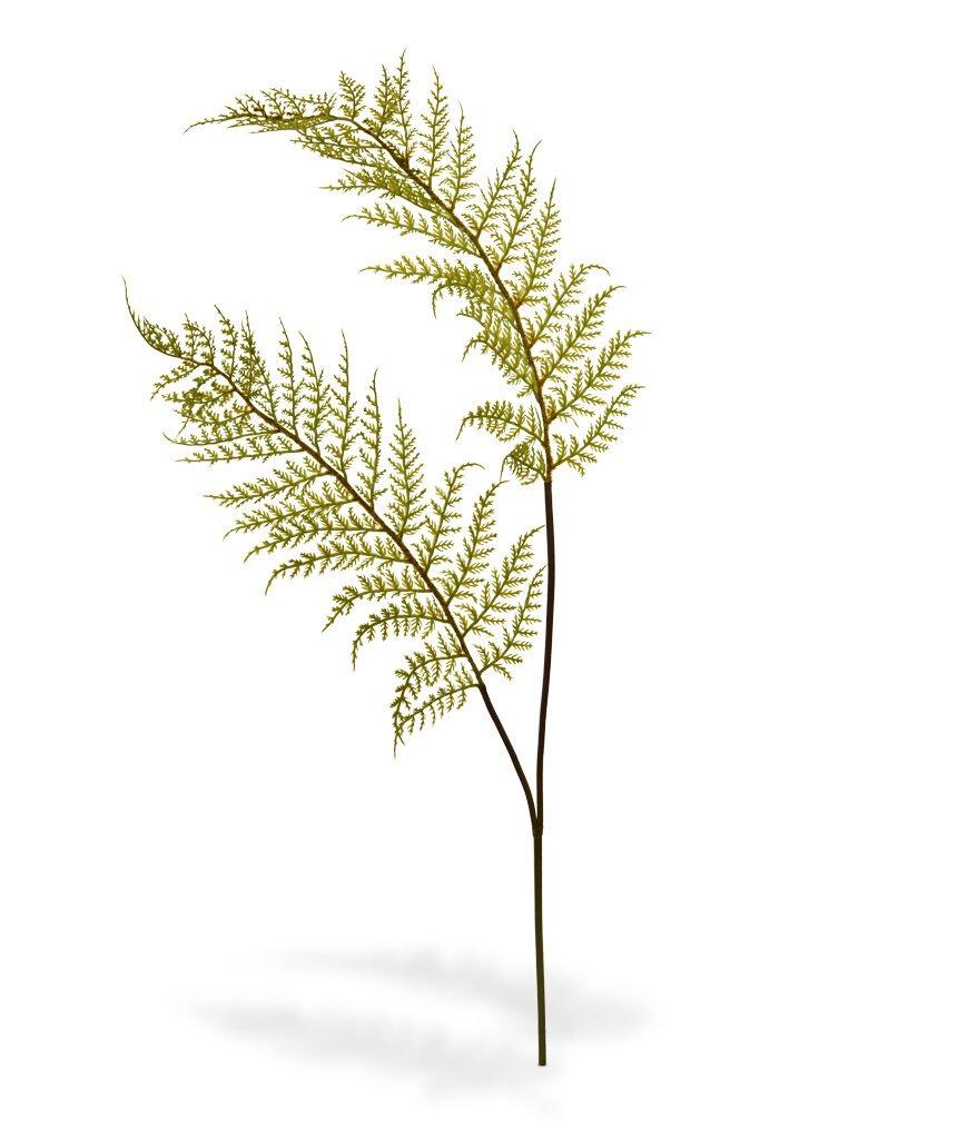 Umělá větev Fern 80 cm