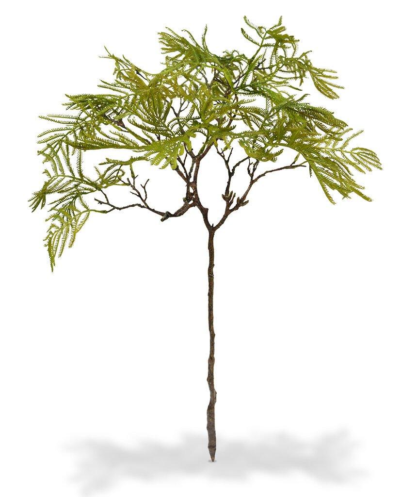 Krásna umelá vetva Bonsai Fern 70 cm