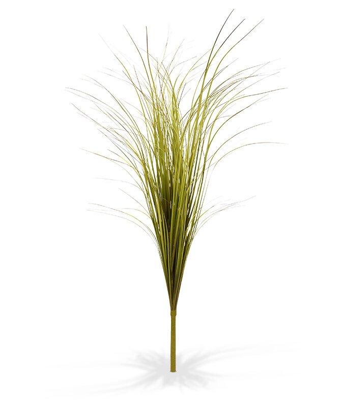 Umelá tráva 60 cm - zeleno hnedá