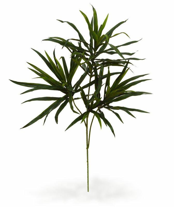 Umělá větev Dracena 80 cm