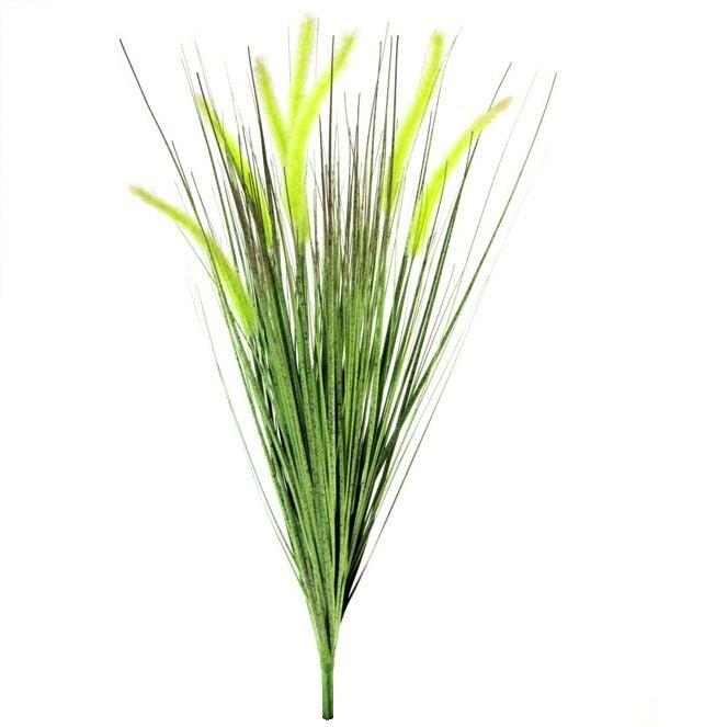 Umelá tráva Pennisetum 85cm - zelená