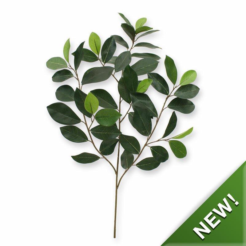 Umelá vetva Ficus 70 cm