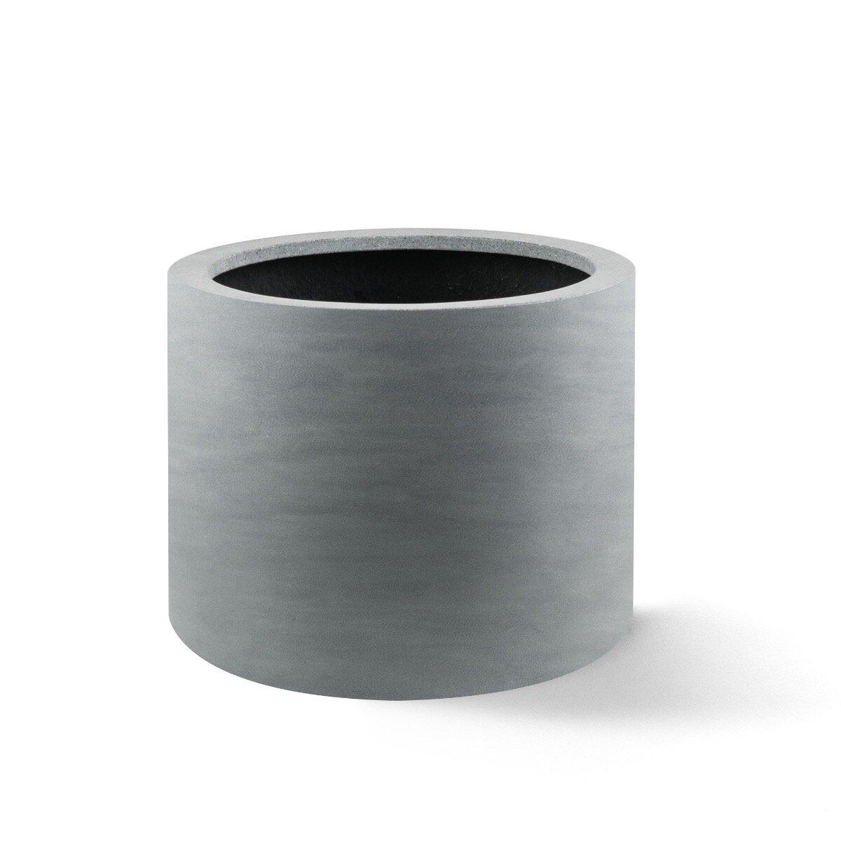 Květináč Argento 48 x 30 - přírodní šedá