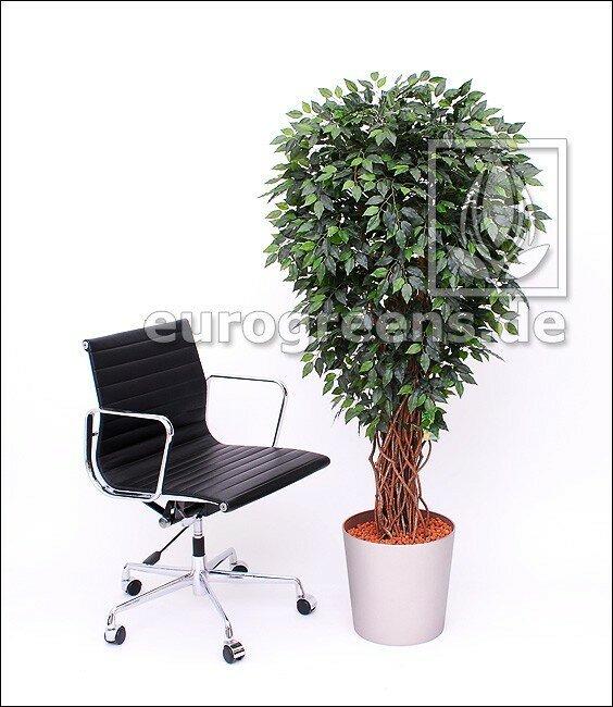 Umělá rostlina Fíkus Liane 160 cm
