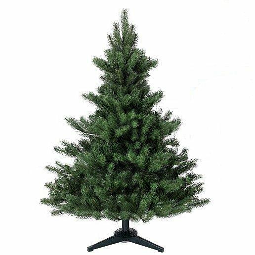 Umelý vianočný stromček Jedľa Nordmann Alnwick 120cm