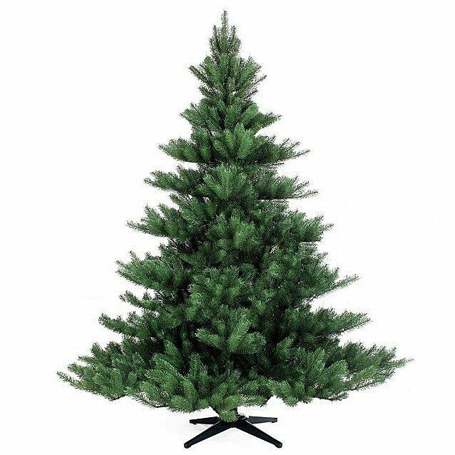 Umělý vánoční stromek Jedle Nordmann Alnwick 180 cm