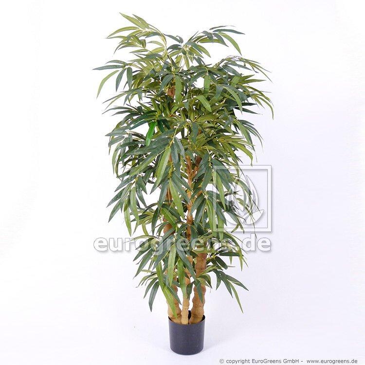 Umelá rastlina Bambus Buddha 150 cm