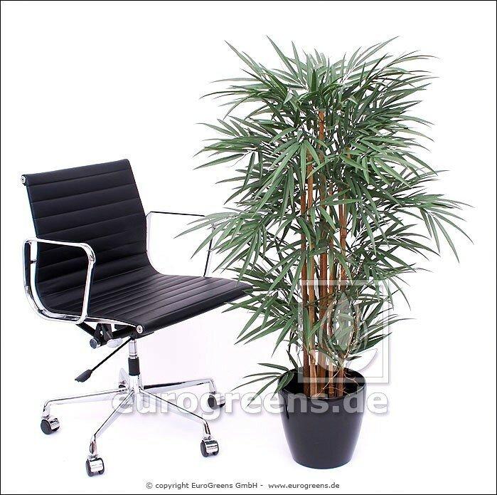 Umelá rastilna Bambus Panda 130 cm