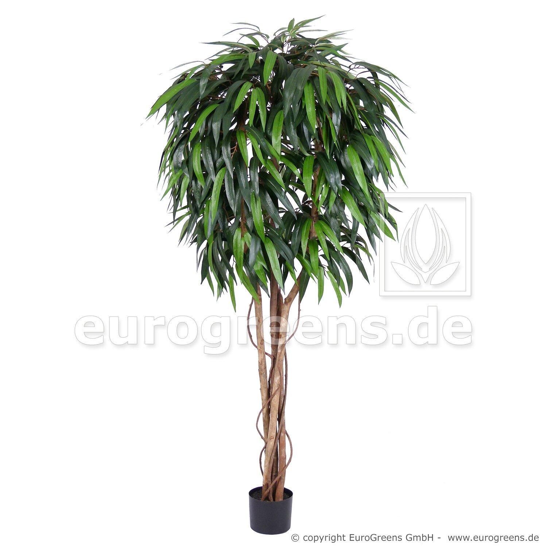 Umelý strom Ficus Longifolia De Luxe 170cm