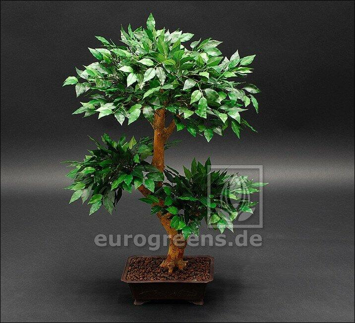 Umělý Mini Ficus Bonsai 80 cm