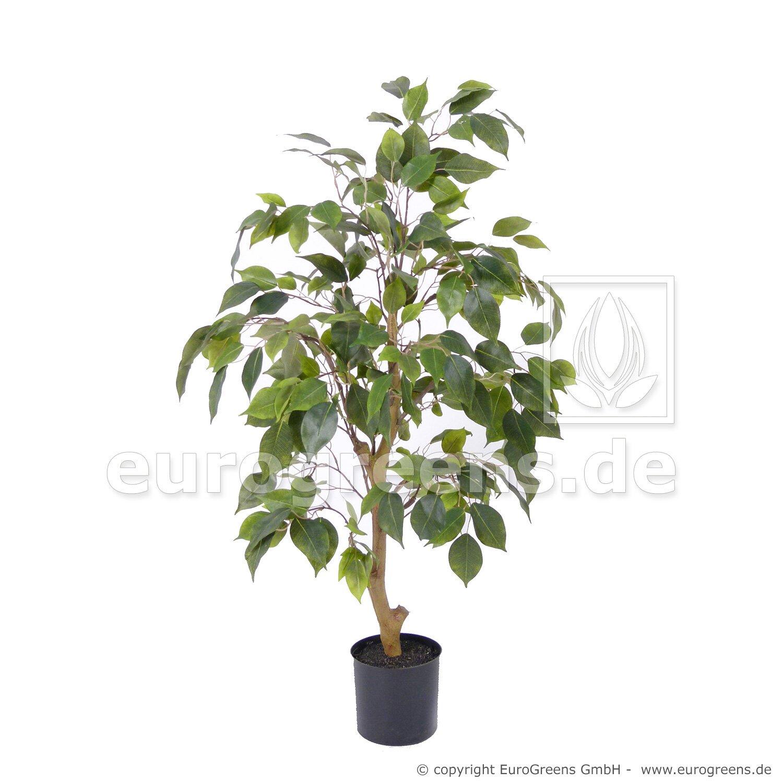 Umelá rastlina Fikus Benjamini 75 cm