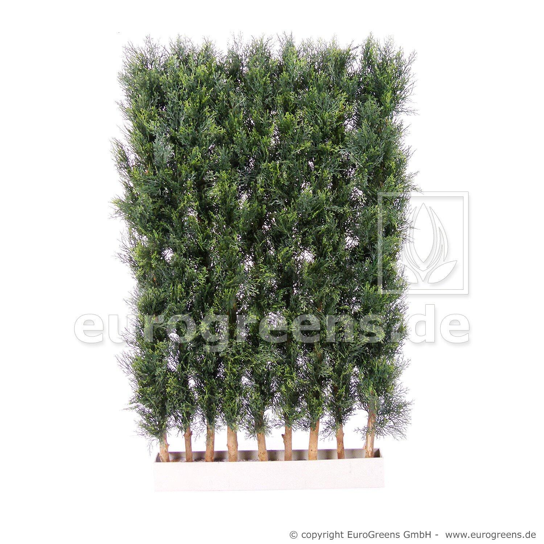 Umelý živý plot z Cyprusu prírodný kmeň 120-125 cm