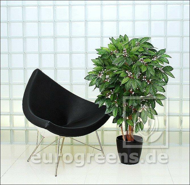 Umělý kávový strom 130 cm