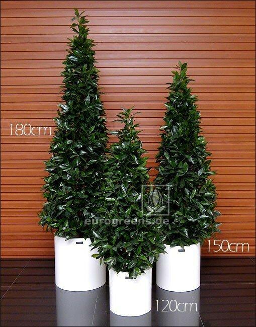 Umělý strom bobkovišeň 120 cm