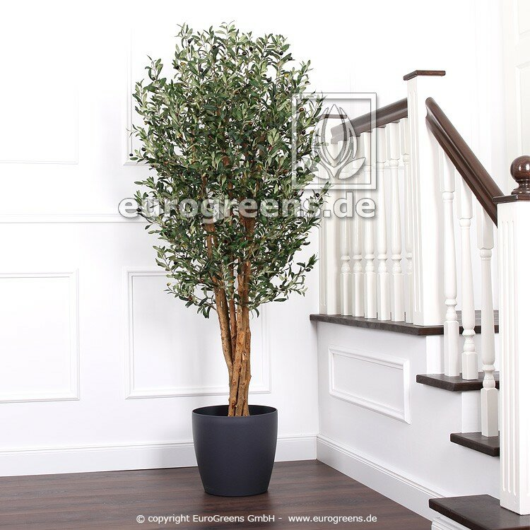 Umelý strom Olivovník s olivami 180 cm