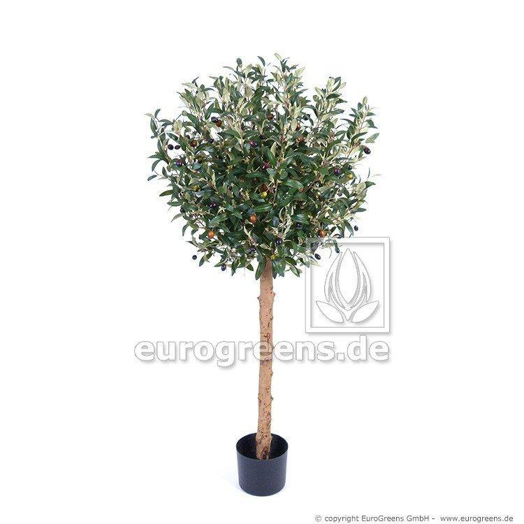 Umelý strom Olivovník s olivami 120 cm
