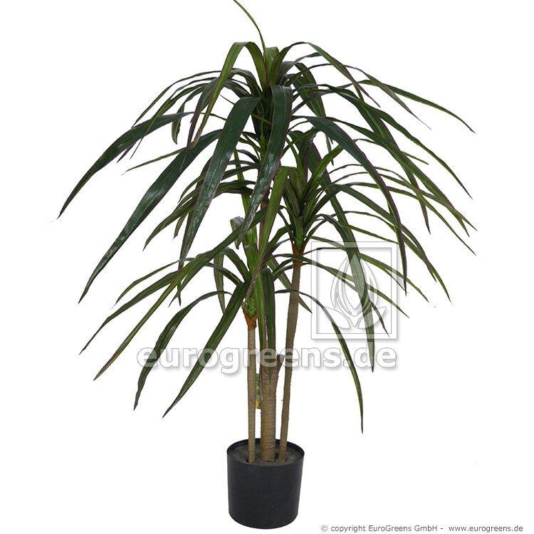 Umělá rostlina Dracena Margin 100 cm