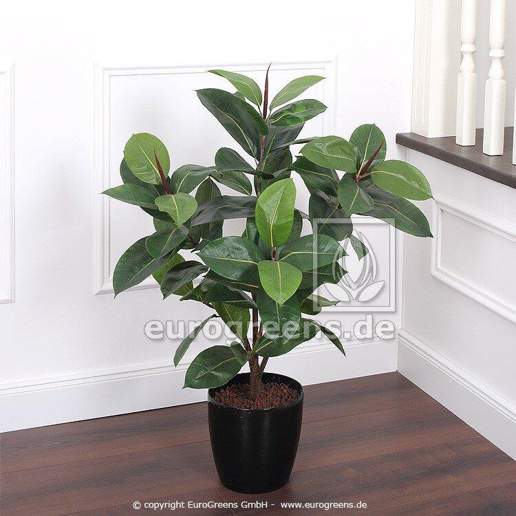 Umělý strom Fíkovník kaučukový 100 cm