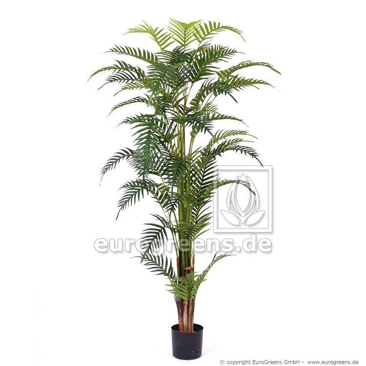 Umelá rastlina Palma Areca 180 cm