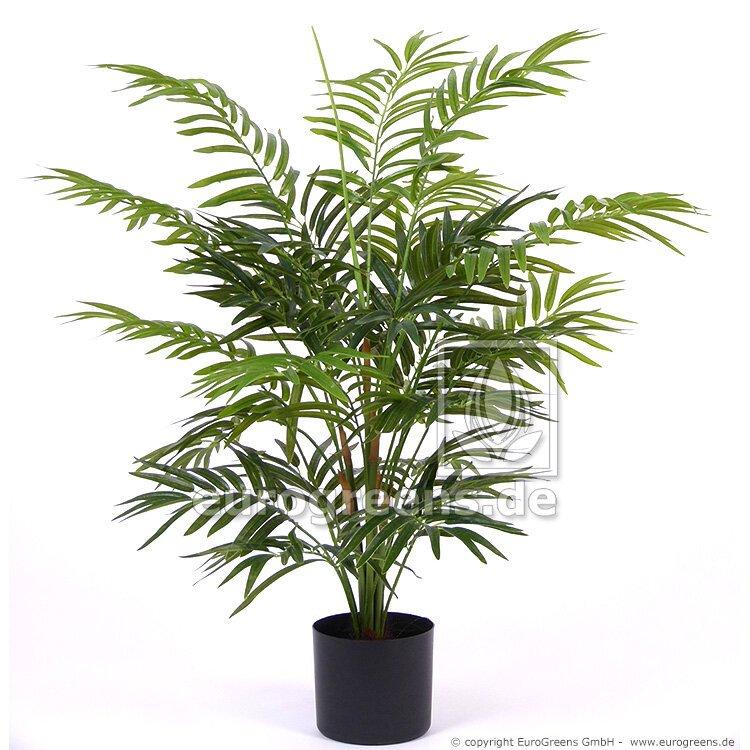 Umělá palma Areca 90 cm - 10 výhonků