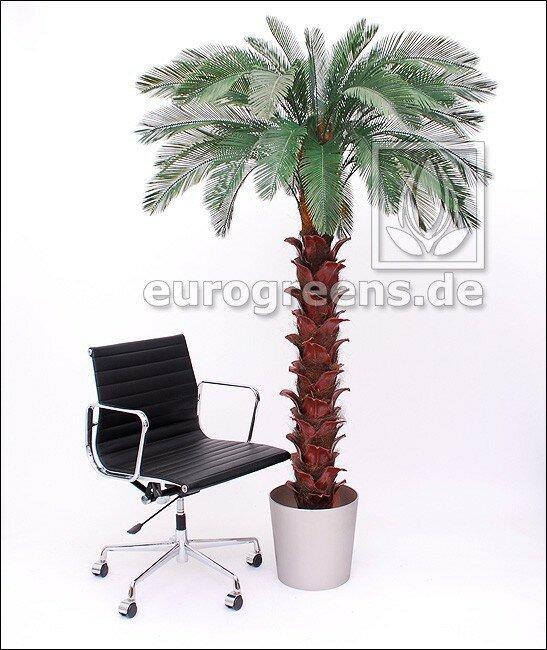 Umělá palma Cycas 200 cm