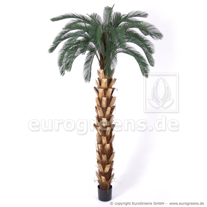 Umělá palma Cycas 210 cm