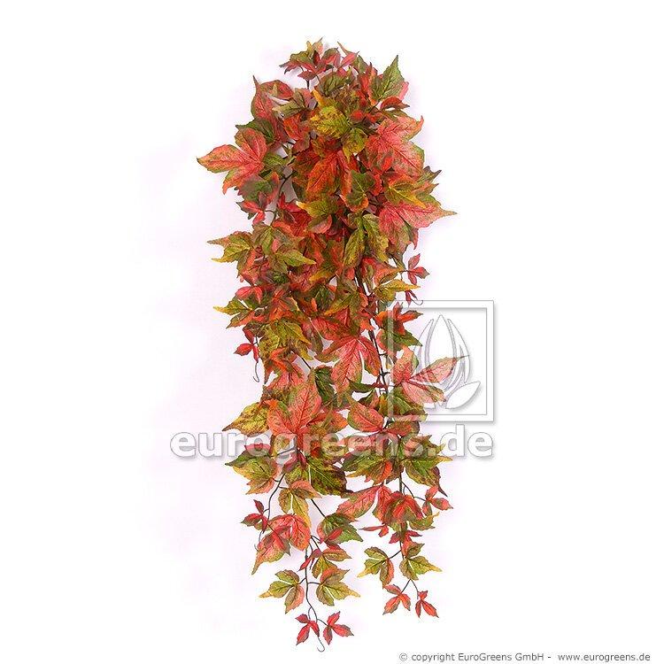 Umělé vinné úponky na podzim - 80 cm