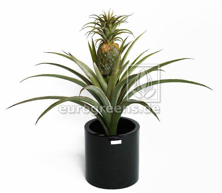 Umělá rostlina Ananas 75 cm