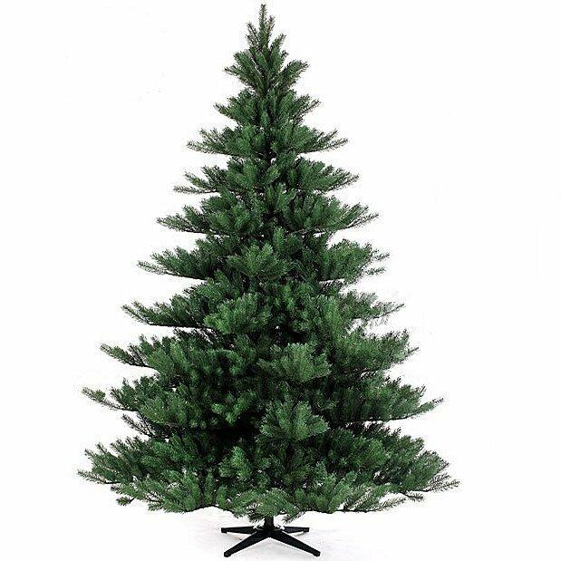 Umělý vánoční stromek Nordmann Alnwick 240 cm