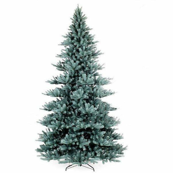 Umělý vánoční stromek Modrá Jedle Pomeroy 250 cm