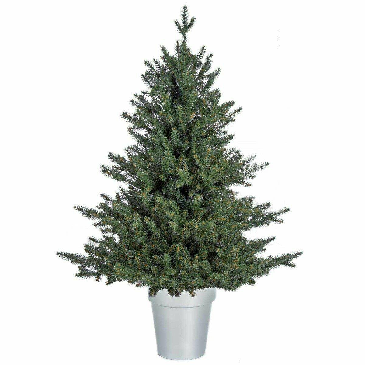 Umělý vánoční stromek - Jedle Oxburgh 90 cm